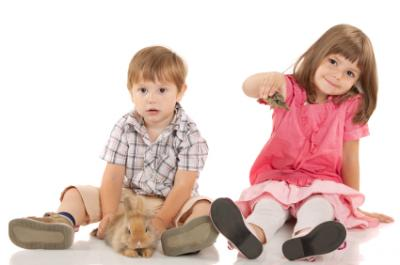 The Best Pets for Small Kids